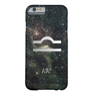 Libra Zodiac Star Sign Universe Barely There iPhone 6 Case