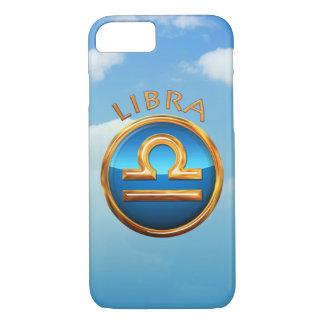 Libra Zodiac Symbol iPhone 7 Case
