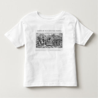 Librae Religionis Typus', allegory Toddler T-Shirt