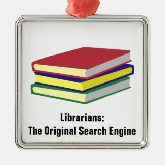 Librarian Original Christmas Ornament