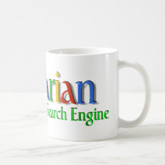Librarian Original Search Engine Coffee Mug