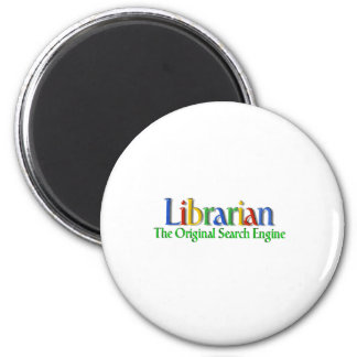 Librarian Original Search Engine Magnet