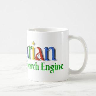 Librarian Original Search Engine Coffee Mug