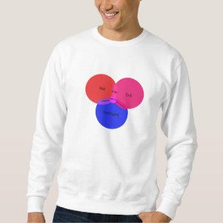 Librarians and mad scientist (sweatshirt) sweatshirt