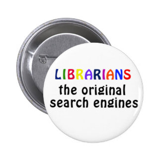 Librarians badge