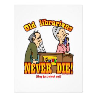 Librarians Flyer