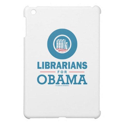 Librarians for Obama iPad Mini Case