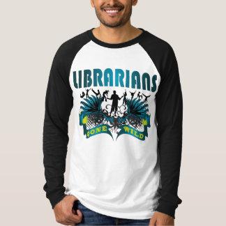 Librarians Gone Wild T-Shirt