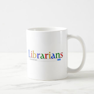 librarians the original search engine coffee mug