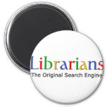 Librarians - The Original Search Engine Magnet