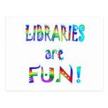 Libraries are Fun