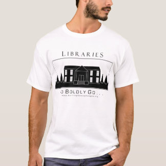 Libraries - Shirt