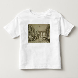 Library as Sitting Room, Cassiobury Park, c.1815, Toddler T-Shirt