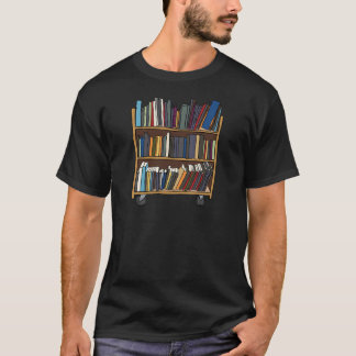 Library Books T-Shirt