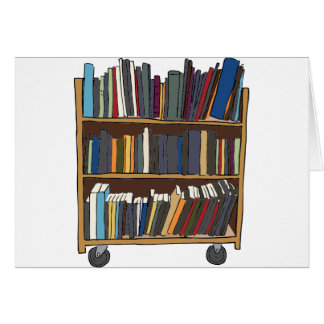 Library Cart Card