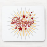Library Crew Mouse Mats