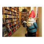 Library Gnome I