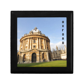 Library in Oxford, England Gift Box