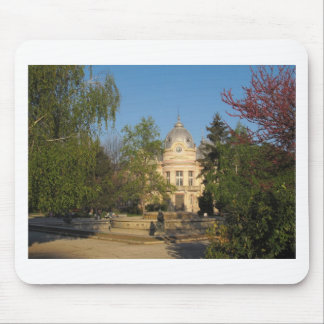 Library in Ruse, Bulgaria Mouse Pad