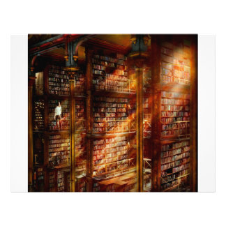 Library - It starts with a single page 1920 21.5 Cm X 28 Cm Flyer