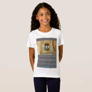 Library of Atlantis Girls' T-Shirt
