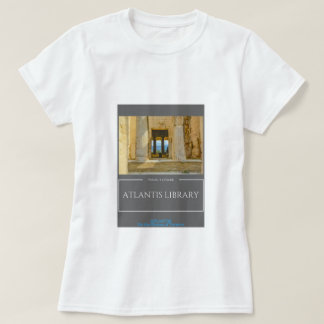 Library of Atlantis Women's T-Shirt
