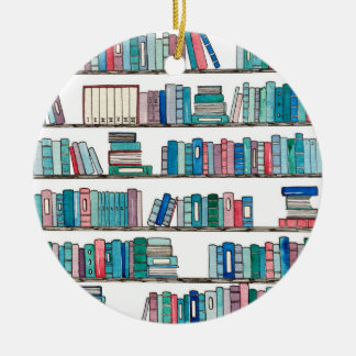 Library Ornament