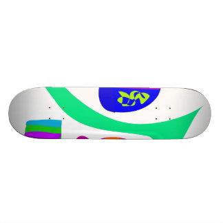 Library Skate Board