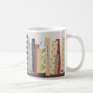 Library Stroll Coffee Mug