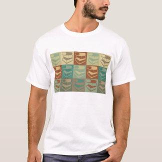 Library Work Pop Art T-Shirt