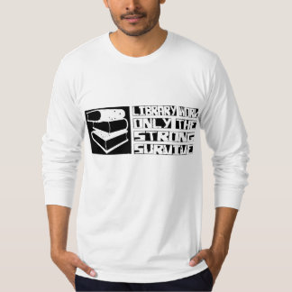Library Work Survive T-shirts
