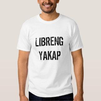 LIBRENG YAKAP SHIRT
