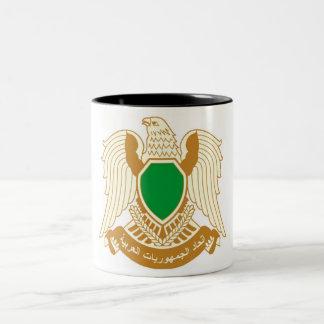 Libya - ليبيا coffee mugs