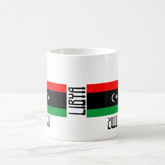 LIBYA 2011 BASIC WHITE MUG