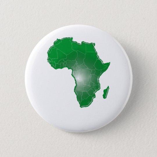 Libya 6 Cm Round Badge