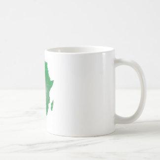 Libya Basic White Mug