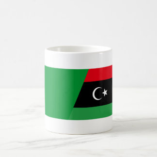libya combined basic white mug