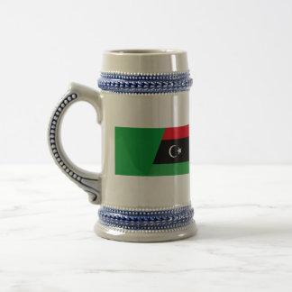 libya combined beer steins