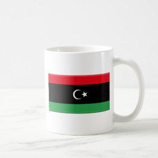 Libya Flag 1951 Basic White Mug