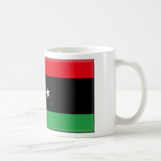 Libya Flag 1951 Mug