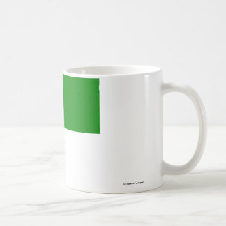 Libya Flag Basic White Mug