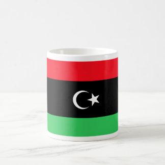 Libya Flag Basic White Mug