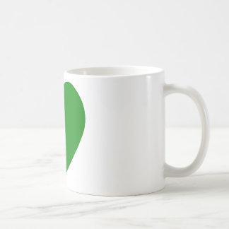 Libya Flag Heart Mug