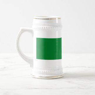 Libya Flag ~ Map Mug