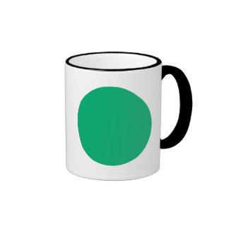 Libya Flag Ringer Mug