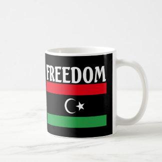 Libya Freedom Flag Coffee Mug
