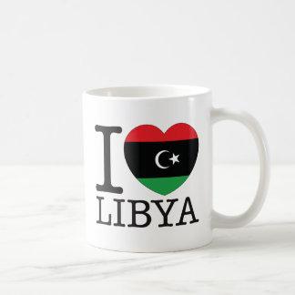 Libya Love v2 Coffee Mug