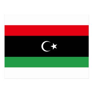 Libya LY Postcard
