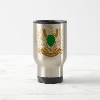 Libya LY Travel Mug