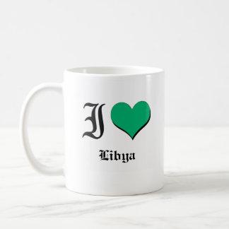 Libya Coffee Mugs